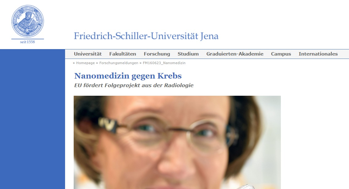 Screen Capture 074 Nanomedizin gegen Krebs https www.uni jena.de Forschungsm